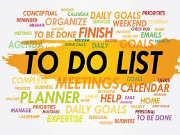 Another Word For To Do List Delectable TO DO LIST Word Cloud Business Concept Royalty Free Cliparts