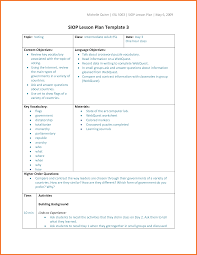 Siop Lesson Plan Templat Siop Lesson Plan Template Artresume Sample 13
