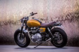 down out motorcycles triumph thruxton