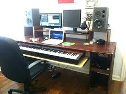 home studio desk studio desk home decor best desks images on within prepare 5 home home studio desk