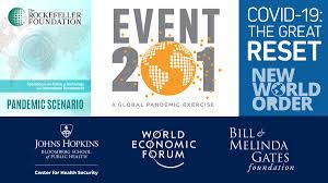 "DrFahim Abro 🇵🇰 a Twitteren: ""Rockefeller Foundation PLANNED  it....PANDEMIC Scenario Bill & Melinda Gates, Johns Hopkins and The World  Economic Forum SIMULATED it...EVENT 201 Then we HAD it....COVID19 Bill &  Melinda Gates,"