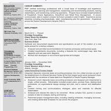 Business Analyst Resume Sample Pdf Free Download For Experienced