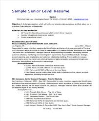 10+ Account Manager Resume Templates, Samples, Examples Format ...