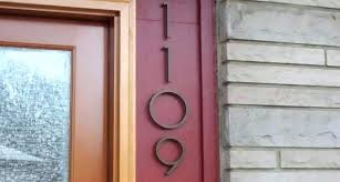 unique house number plaques wood glass door interesting unique house numbers cool designs unusual number plaques inspiration cool house number plaques