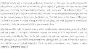 gandhi jayanti essay in english royalty digital stock gandhi jayanti essay in english