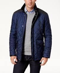 Cole Haan Men's Quilted Jacket - Coats & Jackets - Men - Macy's & Cole Haan Men's Quilted Jacket Adamdwight.com