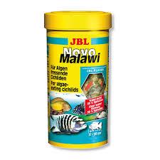 <b>Корм для рыб JBL</b> NovoMalawi 1л купить в интернет-магазине ...