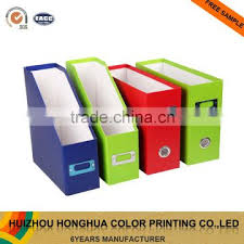 File holder box Magazine Customized Foldable Stationery Cardboard File Holder Box File Of Office Stationery Series From China Suppliers 127274451 Find Quality And Cheap Products On Chinacn Customized Foldable Stationery Cardboard File Holder Box File Of