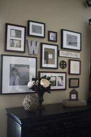 Best 25+ Picture frame walls ideas on Pinterest | Diy projects picture  frames, Love picture frames and 4 picture frame