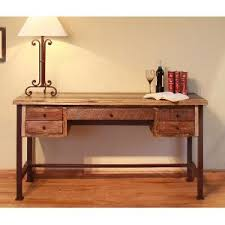 desk small home office. perfect desk two tone brown small office desk  antique to home r