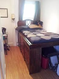 extremely tiny bedroom. 7. Or Go For A High Bed With Tons Of Drawers. Extremely Tiny Bedroom U