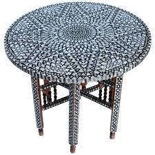 moroccan round coffee table beautiful mid century mother of pearl coffee table moroccan coffee table for moroccan round coffee table