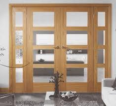 oak shaker easi frame room divider