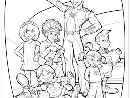Glamorous Lazy Town Printable Coloring Pages For Kids Free Online