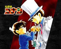 Detective Conan: Conan VS. KID - movie 14 poster - Minitokyo