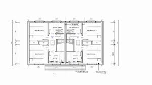 Plan Of A Two Bedroom House New Best Two Bedroom Semi Detached House Plan 2  Bedroom Semi Detached