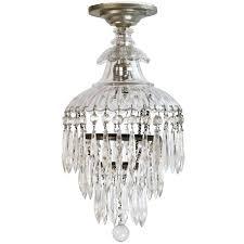 1920s crystal chandelier petite crystal wedding cake chandelier for 1920s es crystal rod chandelier 20