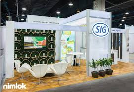 Trade Show Booth Design Ideas 20 exceptional trade show booth display design ideas plan views for 3d artists