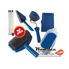 new paint roller brush paint runner pro roller brush handle tool flocked edger room
