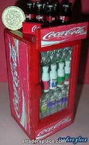 Miniature Vending Machine Amazing Dollhouse Miniature Coke Vending Machine Etradersplace