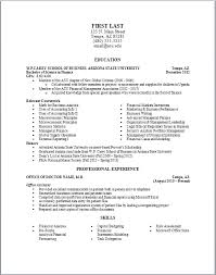 How Should A Professional Resume Look