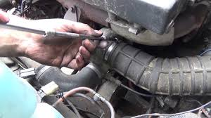 300tdi starter motor removal and refit