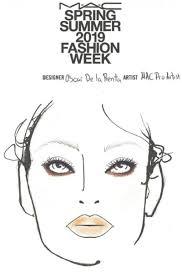 The Makeup Examiner Mac Ss19 Daily Face Chart Report Oscar