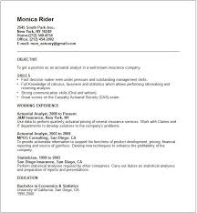 Actuary Resume Using Sources Paraphrasing and Quoting Appropriately and actuarial 44