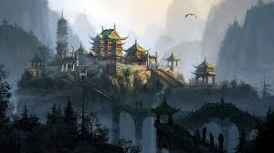Japan Temple HD Wallpaper