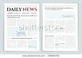 Newspaper Article Template Worksheets Biography Book Report Newspaper Templates Worksheets And Grading