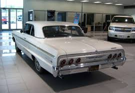 Showroom Classic: 1964 Chevrolet Impala SS 409 – Real Fine