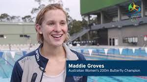 Bondies Bound for Rio: Maddie Groves ...