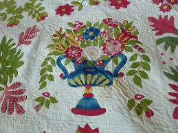 275 best BALTIMORE QUILTS images on Pinterest | Baltimore ... & Baltimore Album quilt dated 1847 detail Adamdwight.com