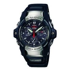 casio g shock watches sp your fashion wings it s good for environments that the watches run on solar energy the men who wear these casio mens g shock gieb series multi band solar atomic watches are