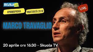 Maturità 2018: i consigli di Marco Travaglio - #primaprova - YouTube