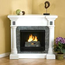 corner wall mounted gel fuel fireplace indoor outdoor fueled reviews mount paramount ty gecalsa small fireplaces stainless built in media center heater tv