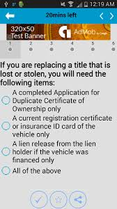 car lien release new jerseyDMV Test New Jersey  Android Apps on Google Play