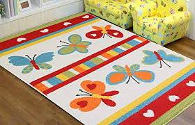 bravich rugmasters extra large hand carved kids carpet cute owl children area rug soft durable pink