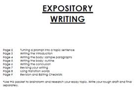 draft essay expository essay from brainstorming to final draft by hardwick teaches