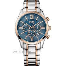 men s hugo boss ambassador chronograph watch 1513321 watch mens hugo boss ambassador chronograph watch 1513321