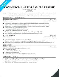Vfx Resume Samples Adorable Vfx Artist Resume Best Resume Template Whizzme