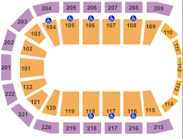 Huntington Center Seating Chart Toledo