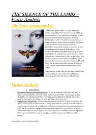 of the lambs essay silence of the lambs essay