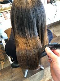縮毛矯正 ロング 美髪 髪質改善トリートメント髪質改善サロンatelier