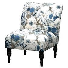 Blue Patterned Chair Unique Blue Patterned Chair Blue Patterned Chair Navy Armchair Fashionable