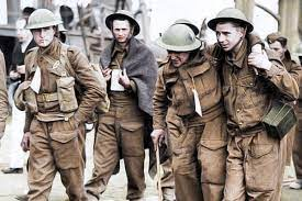 Incredible colour photographs capture dramatic Dunkirk evacuation as  Hollywood film blockbuster is released in cinemas worldwide - Mirror Online