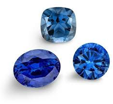 Natural Sapphire Color Chart Sapphire Color Carat Clarity And Cut Brilliant Earth