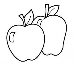 Manzanas Para Colorear Resultado De Imagen Para Para Colorear Manzana Mejores