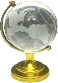 divya mantra feng shui crystal globe for success buy feng shui