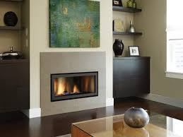 Modern Gas Fireplace For Living Room Heater
